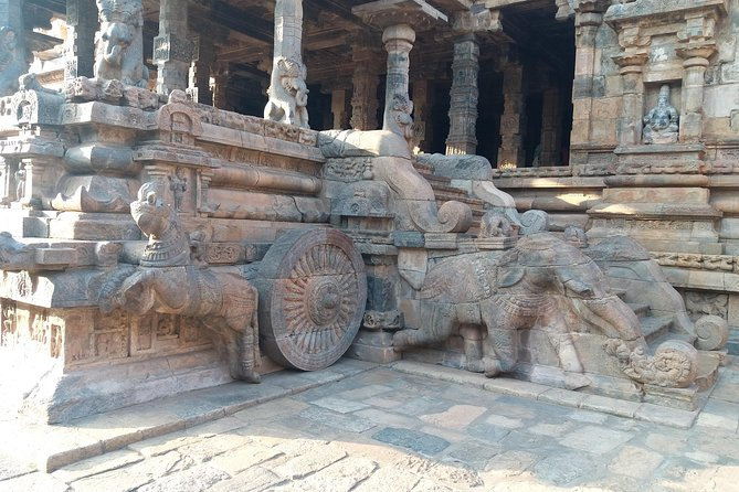 An extraordinary - UNESCO Monuments Tour to Chola Temples from Tiruchirappalli photo 12