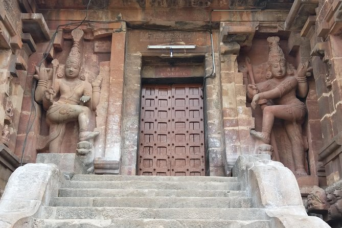 An extraordinary - UNESCO Monuments Tour to Chola Temples from Tiruchirappalli photo 8