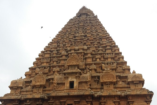 An extraordinary - UNESCO Monuments Tour to Chola Temples from Tiruchirappalli photo 14
