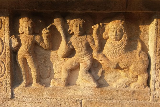 An extraordinary - UNESCO Monuments Tour to Chola Temples from Tiruchirappalli photo 13