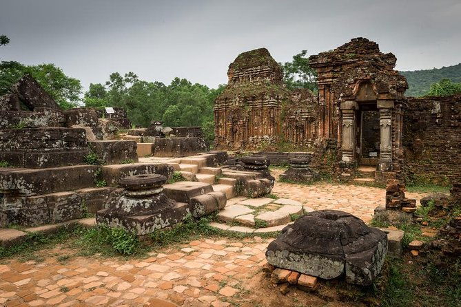 Small Group - My Son Sanctuary Tour From Hoi An