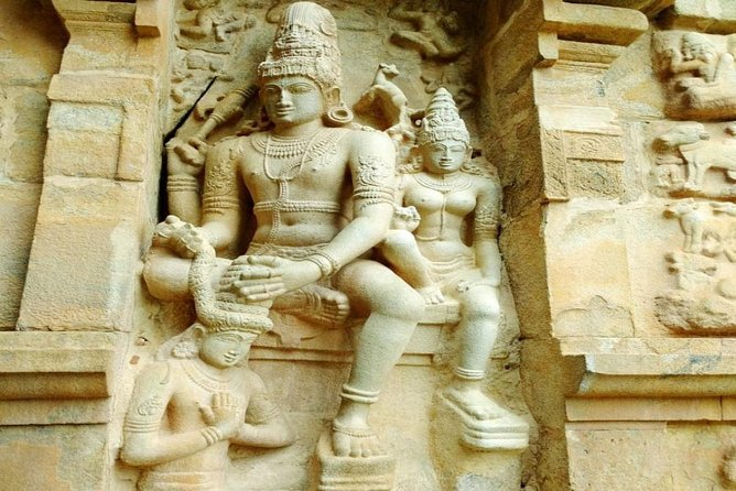 An extraordinary - UNESCO Monuments Tour to Chola Temples from Tiruchirappalli photo 9