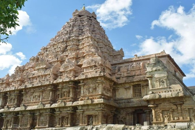 An extraordinary - UNESCO Monuments Tour to Chola Temples from Tiruchirappalli photo 3
