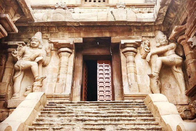 An extraordinary - UNESCO Monuments Tour to Chola Temples from Tiruchirappalli photo 6