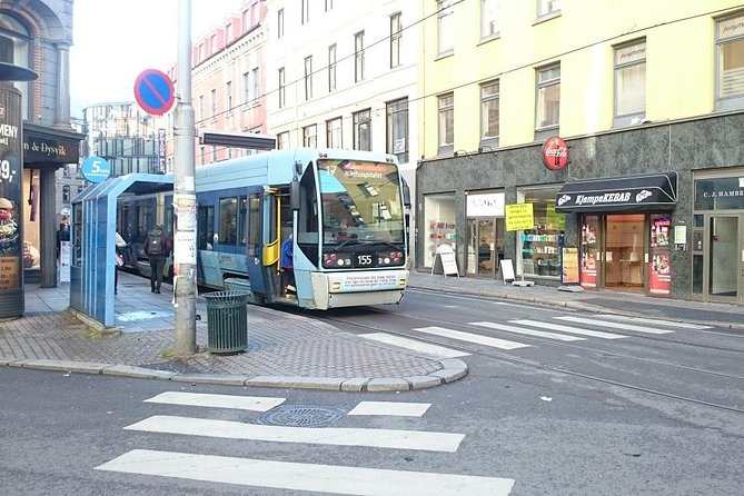 Explore Downtown Oslo on a Self-Guided Audio Walk
