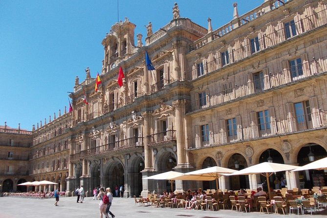 Salamanca In Uppercase Monumental, Historical-artistic