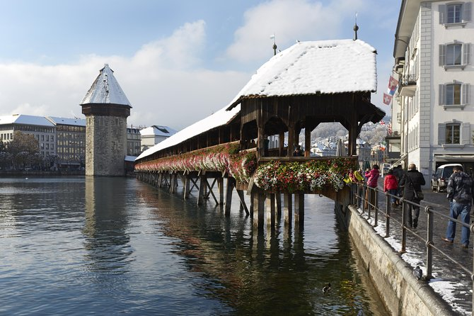 Lucerne Day Trip from Zurich Including Lake Lucerne Cruise photo 6