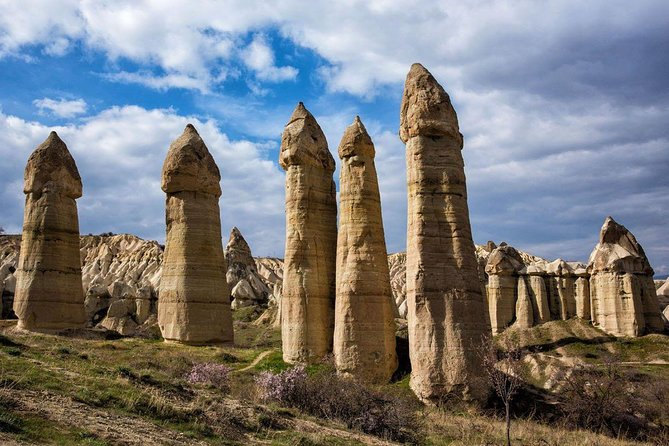 Deal Package for 2 Full-day Cappadocia Tours & Hot Air Balloon Tour