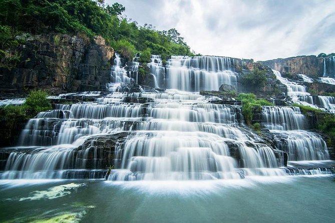 Dalat Waterfall Tour