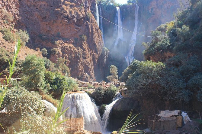 The Water Falls Ouzoud day trip from Marrakech