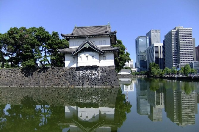 5-hour Tokyo Tour + Transfer Between Yokohama and Narita Airport