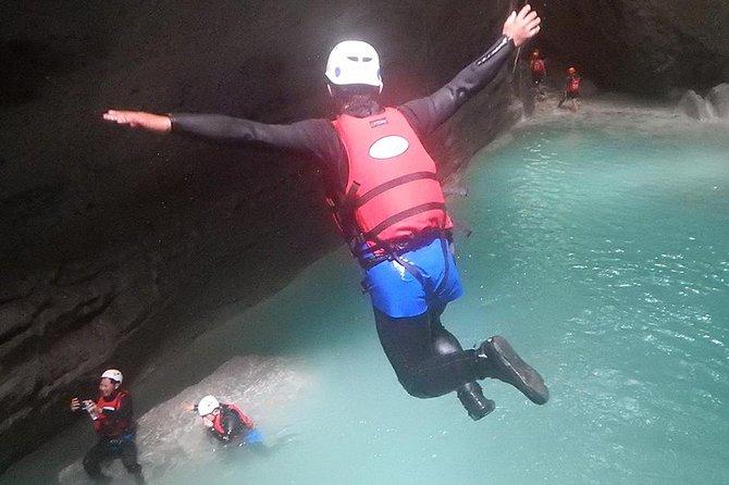 All-Inclusive Kawasan Canyoneering and Falls
