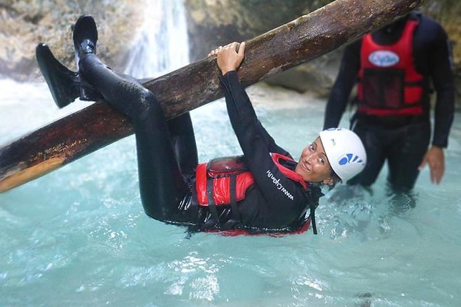 Full-Day Canyoning Adventure in Cebu with Lunch