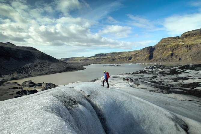 Glacier Hike and South Iceland Sightseeing from Reykjavik