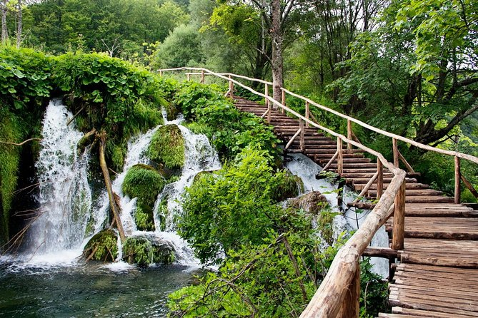 Private Plitvice Lakes & Rastoke tour with drop off in Split