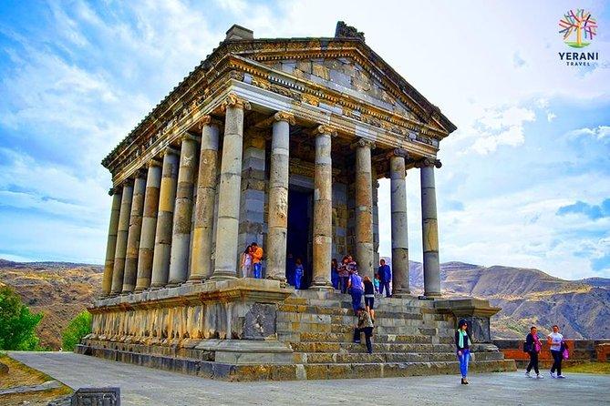 Armenia,halfday Group tour:Garni Temple,Geghard Monastery,Lavash  Baking(tasting)