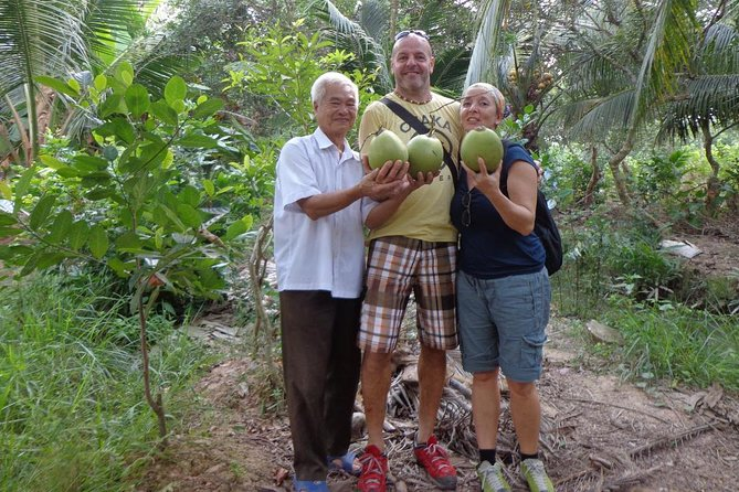 Great Experience Mekong Delta 2 Days 1 Night With Tiny Garden Bungalow Homestay