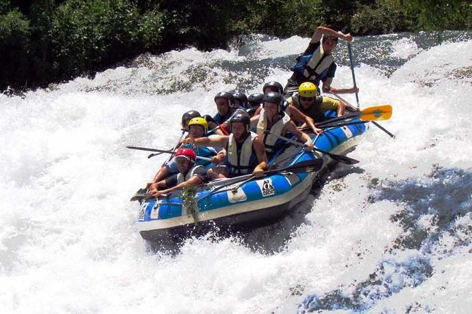 Whitewater Rafting 5 KM Tour with ATV 2 hour - Real Adventure Tour photo 2
