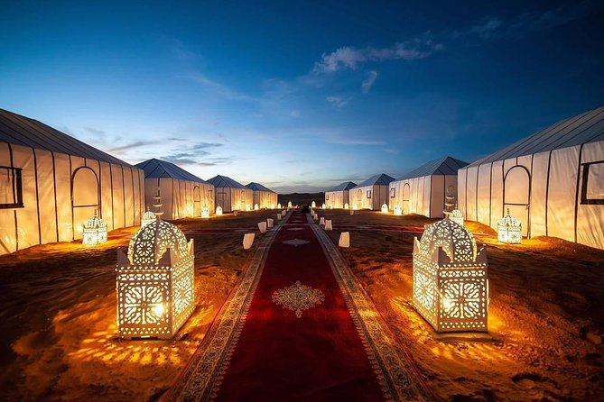 Morocco Desert Tours from Marrakech 4 Days