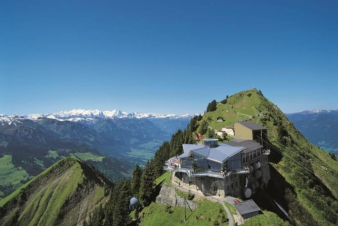 Day Trip to Lucerne and Mount Stanserhorn Including CabriO Cable Car Ride photo 4