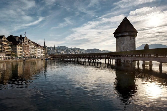 Day Trip to Lucerne and Mount Stanserhorn Including CabriO Cable Car Ride photo 6