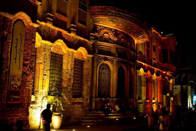 Tour to El Moez St. and Al Azhar Park with Dinner