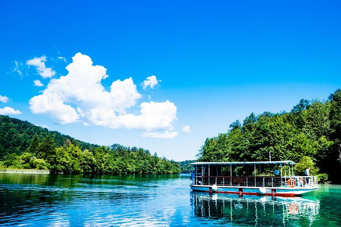 Private Tour to Plitvice Lakes from Zagreb with Drop-off in Zadar