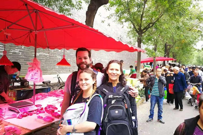 Xi'an City Wall Morning Cycling and Market Walking Tour photo 8