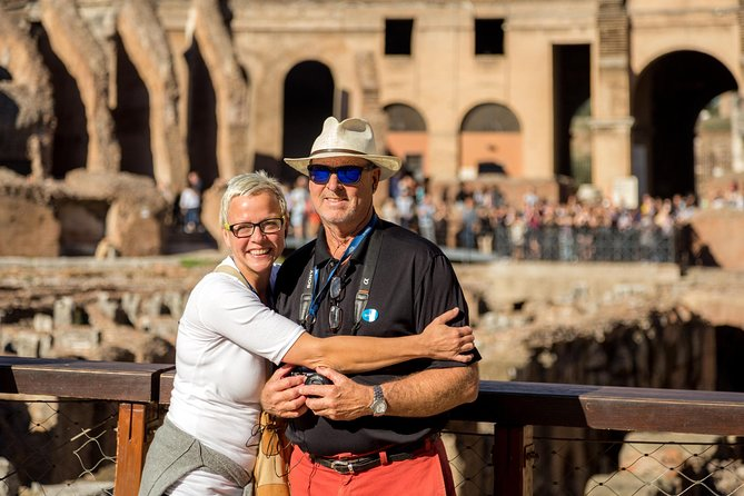 Rome Combo: Colosseum & Forum with Rome Must-See Walking Tour photo 11