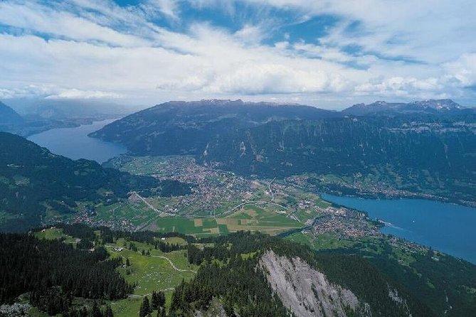 Canyoning in Interlaken from Zurich