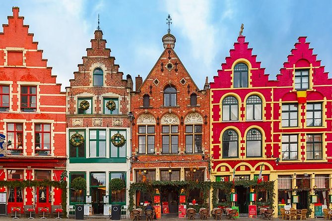 Day Trip to Bruges from Brussels 2020