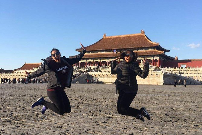 Beijing Private Layover Guided Tour to Forbidden City