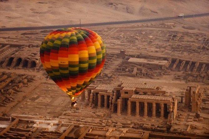 Trip Hot Air Balloon Ride in Luxor