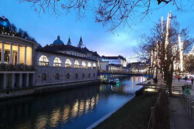 Ljubljana and Lake Bled Full-Day Private Tour from Zagreb
