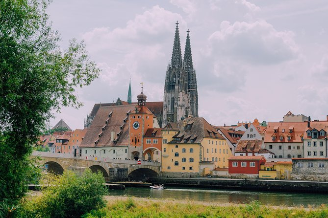 Regensburg - Classic guided tour