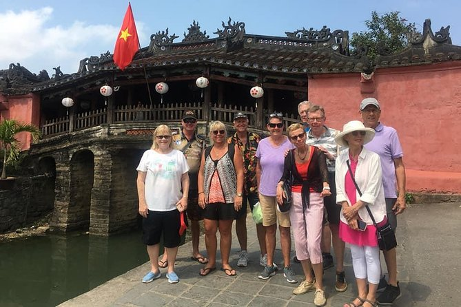 Shore Excursion from TIEN SA,DA NANG port to discover HOI AN CITY & COUNTRYSIDE