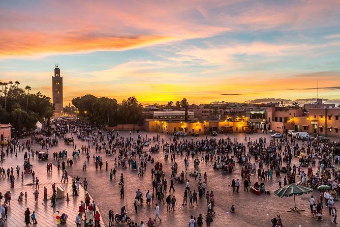 Marrakech Guided Historical and Cultural Visit
