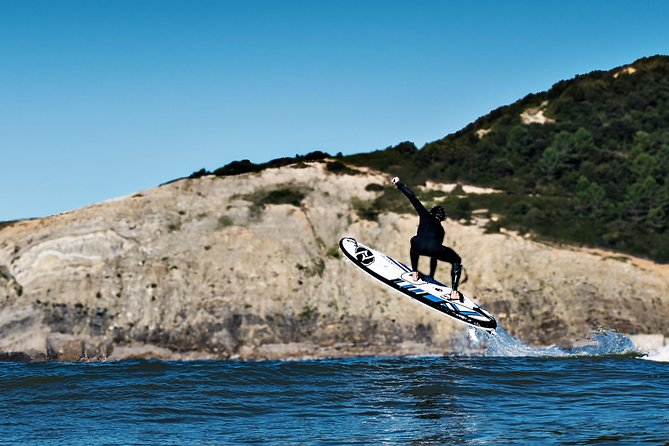 Rental and initiation to electric surf
