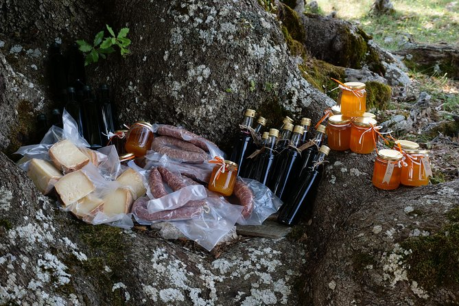 Tour to Orgosolo and typical lunch with the shepherd
