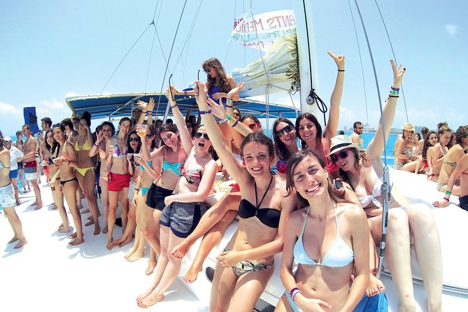 Catamaran Adventure in Cancun photo 4