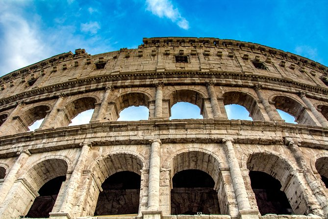 2 in 1 Colosseum Tour & Fast Track Vatican Ticket