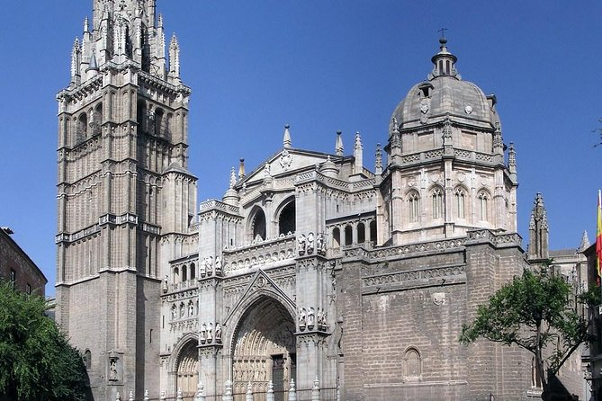 Toledo Full Day on your Own with Walking Tour and Tourist Wristband Included