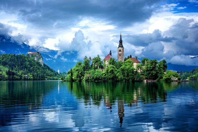 Lake Bled & Ljubljana- 9hrs Small Group Shore Experience from Piran or Portorose