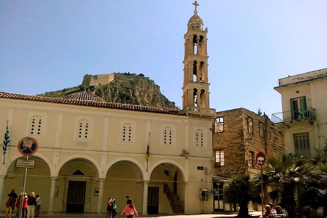 Medieval Greece: Nafplion and Monemvasia Private Tour from Athens photo 3