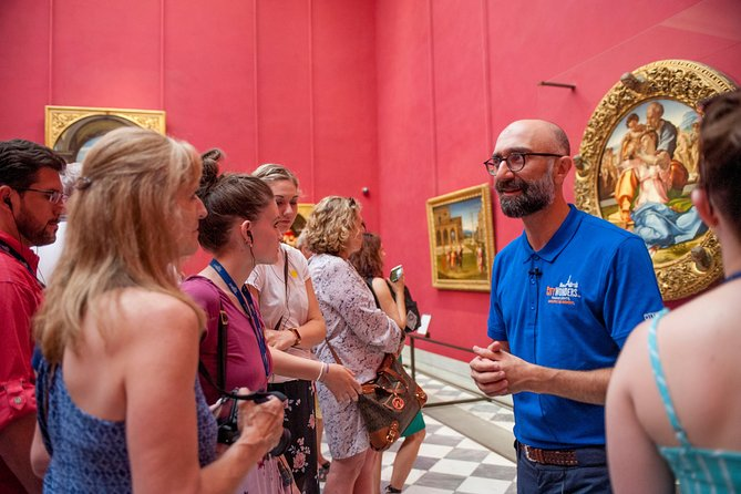 Semi Private Uffizi Gallery Guided Tour with Skip-the-Line photo 6