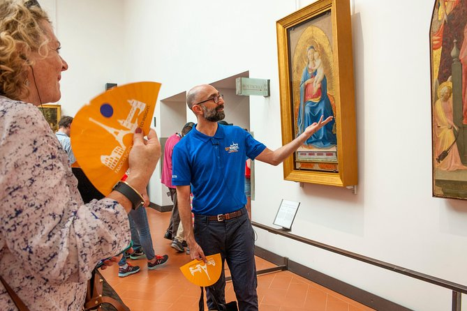 Semi Private Uffizi Gallery Guided Tour with Skip-the-Line photo 16