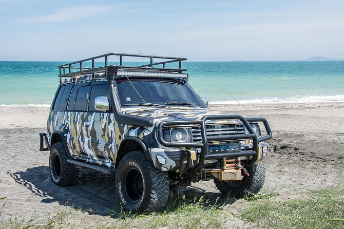 Jeep Trip and Judean Desert Safari Experience in Israel from Jerusalem