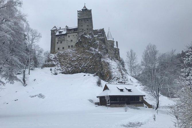 Bran and Rasnov Castles Tour from Brasov
