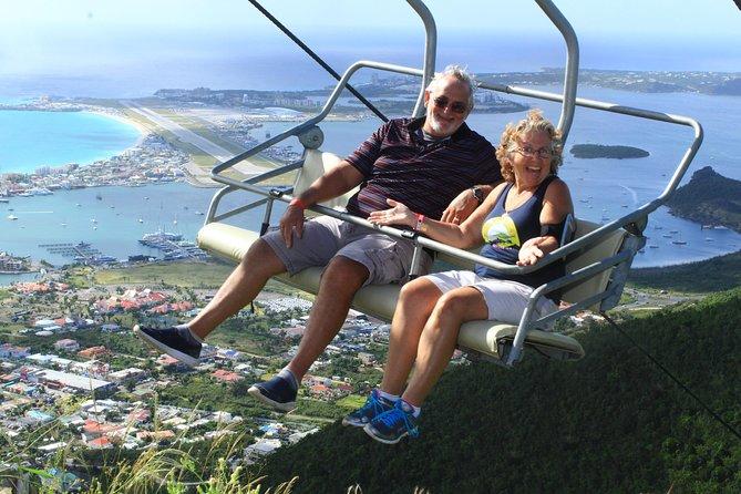 Sky Explorer and Museum Ticket St Maarten