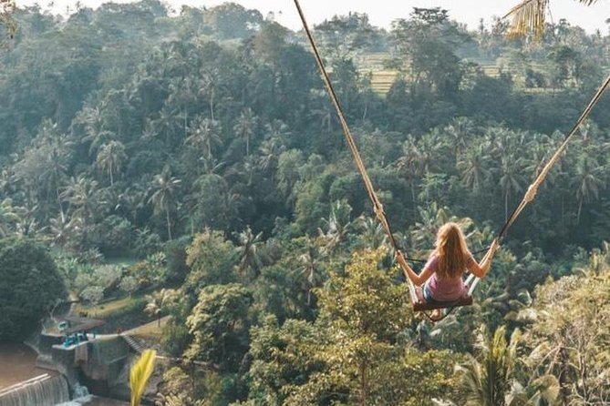 Ubud Highlight With Jungle Swing - Kintamani Volcano - Private Tour - Free WiFi